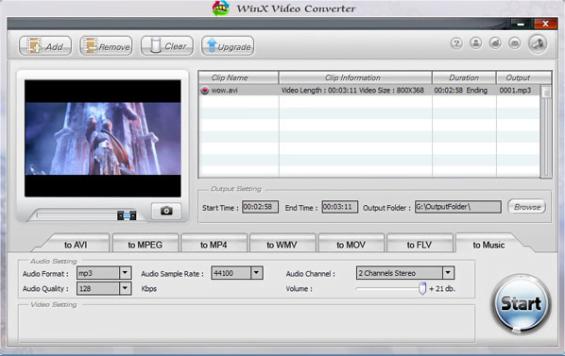 Video Compression Software winx